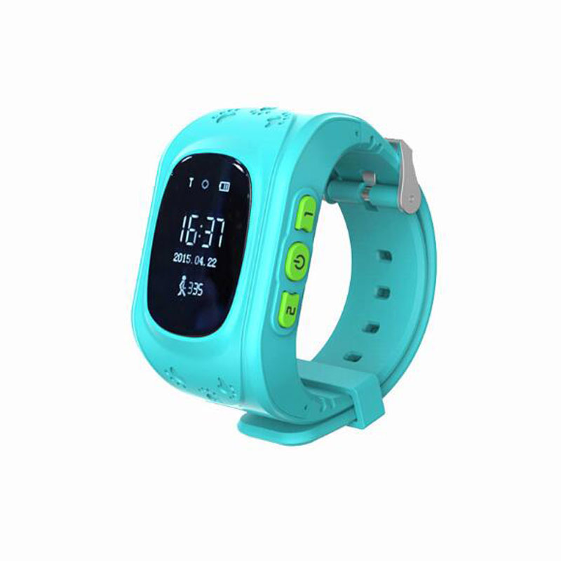 Q50 Touchscreen Smartwatch 2G SOS Tracking Watches For Child Sports Band Smart Watch Gps Kids