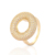 Fashion jewelry women gold plated CZ ring gold wedding ring price