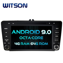WITSON ANDROID 9.0 CAR DVD GPS NAVIGATION CHO <span class=keywords><strong>SKODA</strong></span> <span class=keywords><strong>OCTAVIA</strong></span> 2004 2011