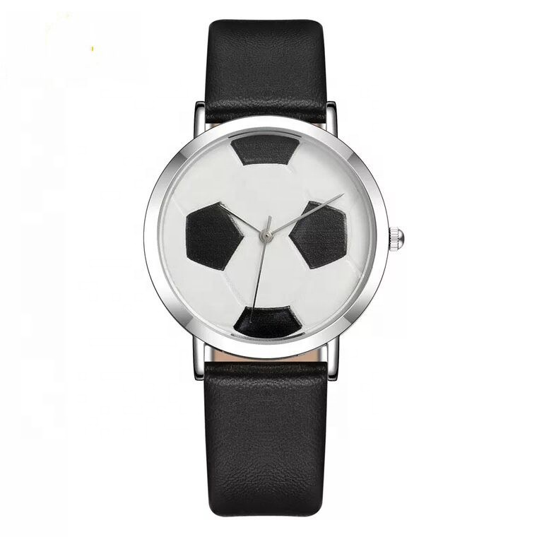 Luxury Fashion Men Watch Soccer&football Face Custom Your Logo sport Watch