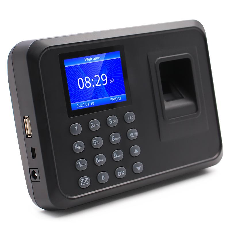 Cheap Price Software Free Biometric Fingerprint Time Attendance Machine