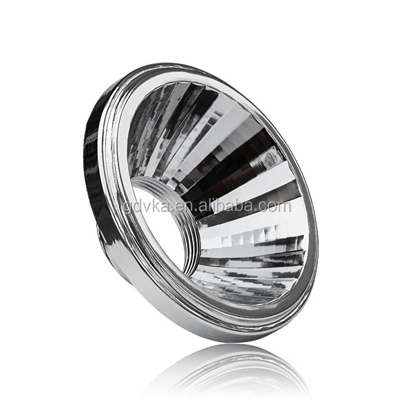 Anodized aluminum light cups lampshade framsluminums light reflectors