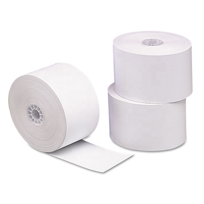 80x80mm Size and Cash register thermal paper roll Product Name 80mm thermal paper roll
