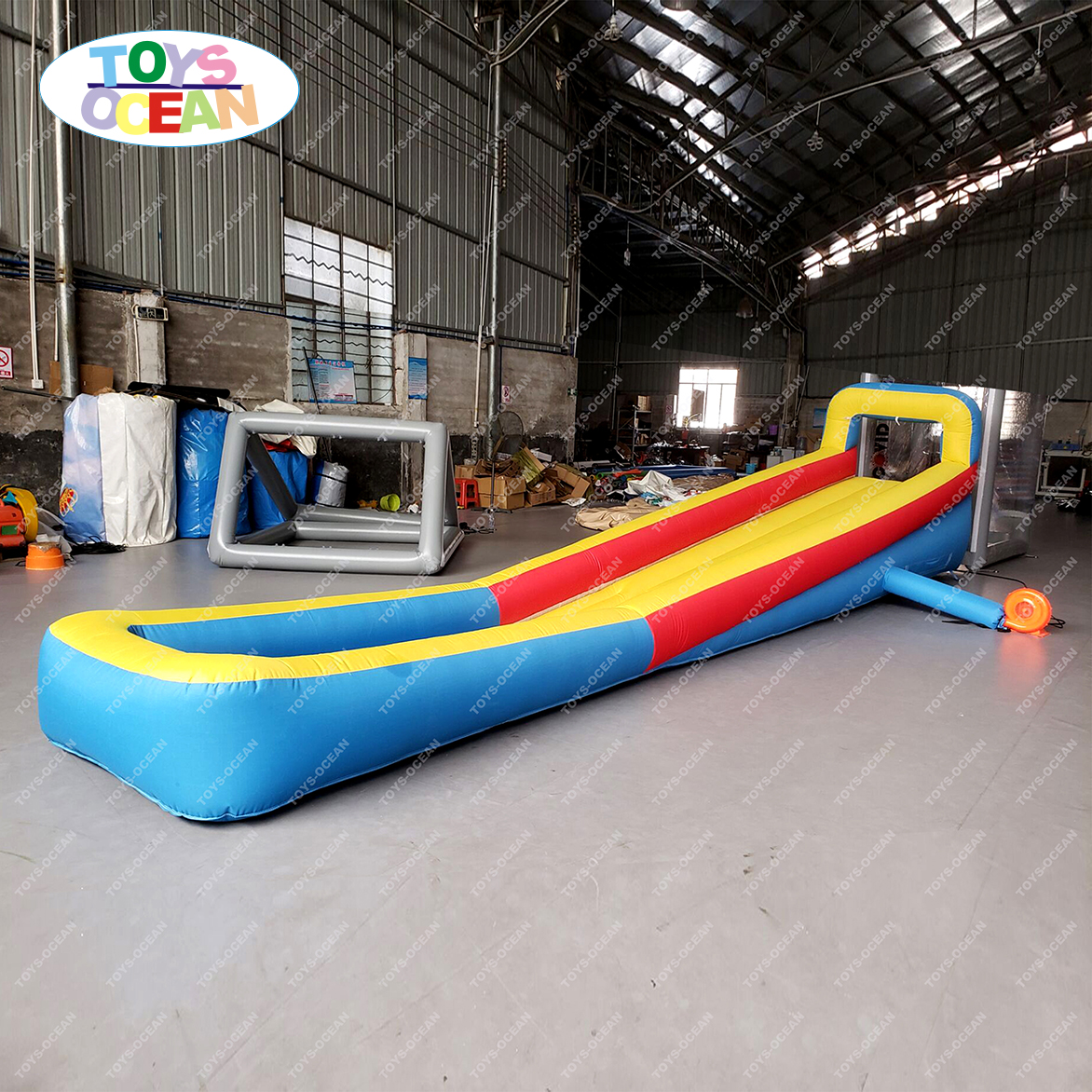Commercial inflatable for adult children water park slide for sale