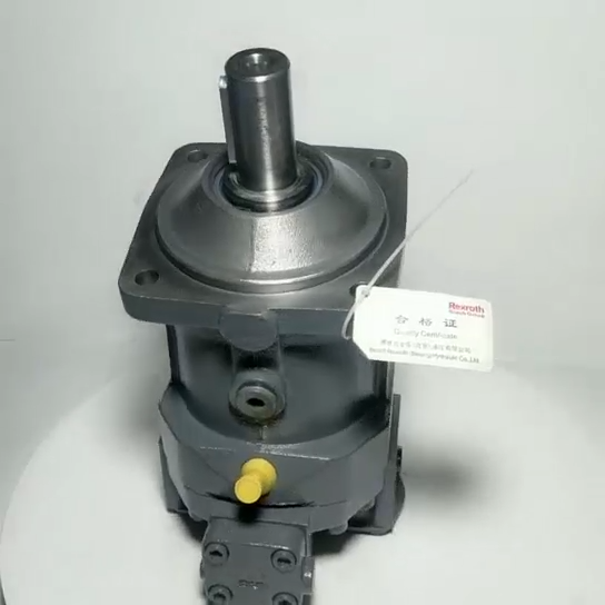 Venta caliente de la serie Rexroth hidráulico de alta presión motor de pistón axial A6V A6VEM A6VM55 R902203501 A6VM55HD1/63W-VPB01000B