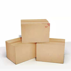 custom 5 layer corrugated carton box for mailing