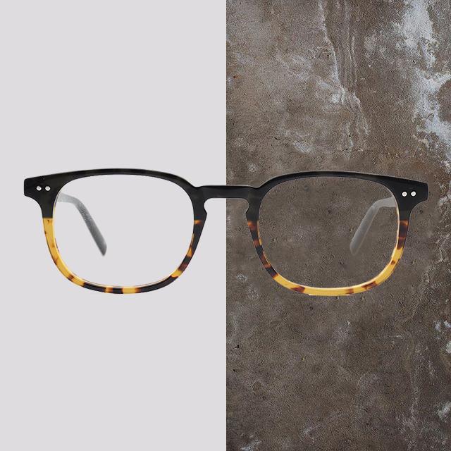 디자이너 수제 아세테이트 안경 공장 직접 OEM 고품질 사용자 정의 로고 아세테이트 광학 프레임 안경