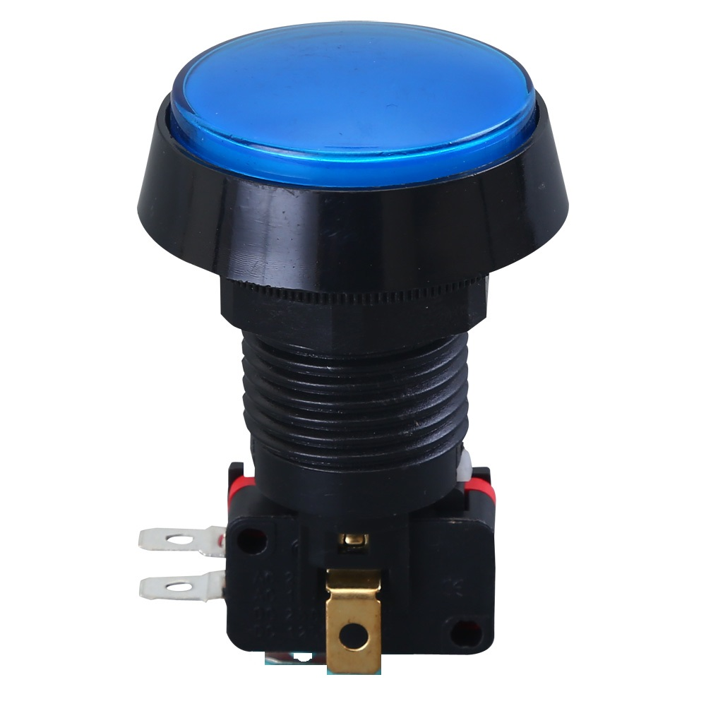 24mm Momentary Contact Mirco LED Push Button <strong>Switch</strong>
