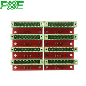 FR4 94v0 RoHS UL Fire detector PCB board and PCBA assembly manufacturer in shenzhen