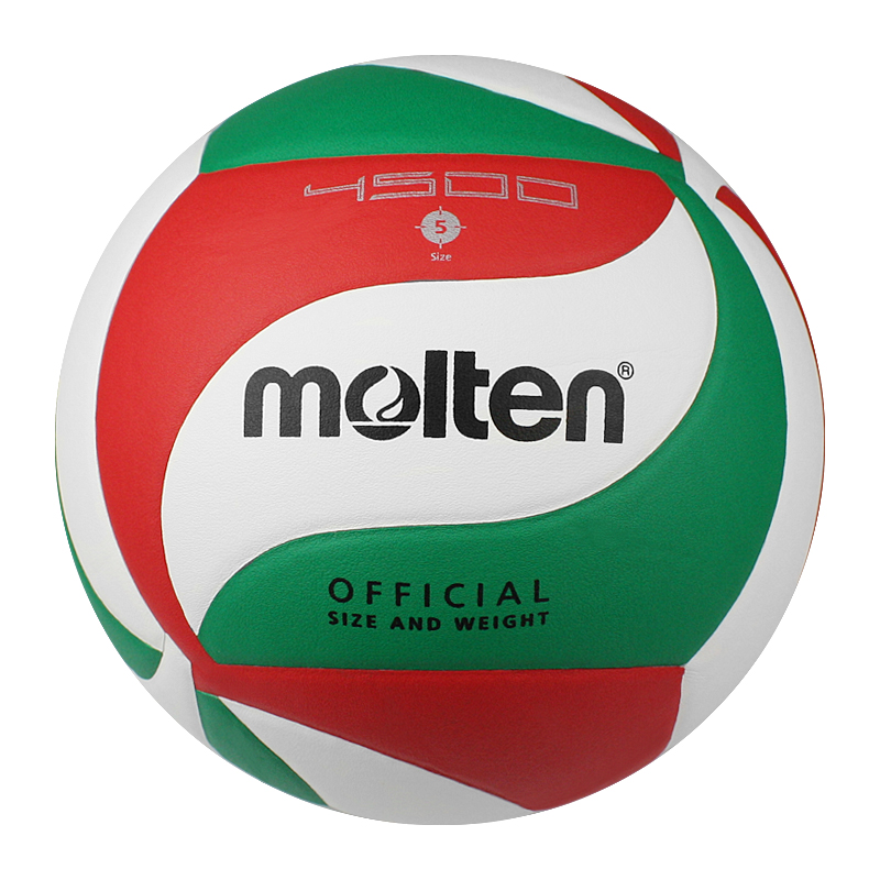 Cheap price wholesale TPU Soft touch material Molten 5000 volleyball ball