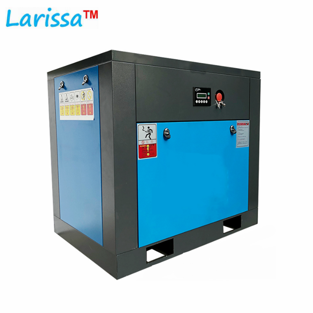 China Good Price 7.5kw 10HP Oil-free Compressed Air Screw Compressor