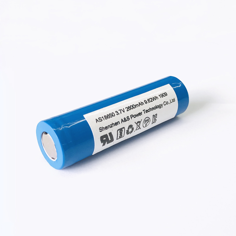 Lithium battery 18650 3.7V 2600mah li-ion cell Rechargeable Electric Toothbrush battery