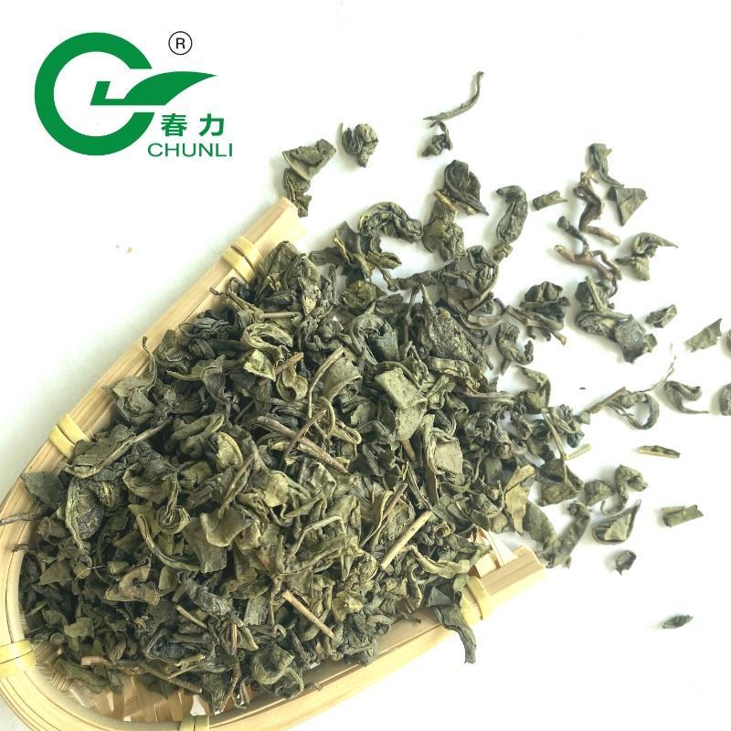 PP Bag to Uzbekistan Afghanistan China Green Tea Gunpowder Tea 3505 9375 9475 9575 9675 Big Leaf Low Price - 4uTea | 4uTea.com