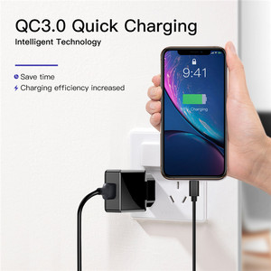 top quality wall mobile phone usb cables 3.0 fast chargers