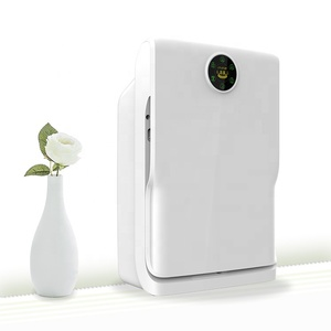 Room Air Cleaner True HEPA Filter Air Purifier ionizer Remove Odor Smoking Small Air Purifiers For Home office