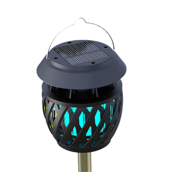 Lantern Type Solar Mosquito Killer LED Light for indoor and outdoor
