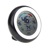 KH-TH023 Digital Indoor Thermometer&Hygrometer With Max/Min Temperature and Humidity Recorder