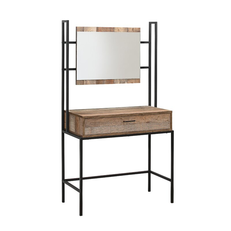 Bedroom Furniture Vanity Makeup Dresser Dressing Table Mirror