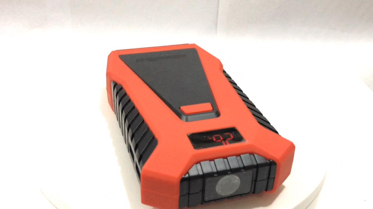 Auto Starthilfe Power Bank station 400A Tragbare Auto Booster Notfall Batterie Ladegerät 12V Ausgangs Gerät Benzin Auto Starter