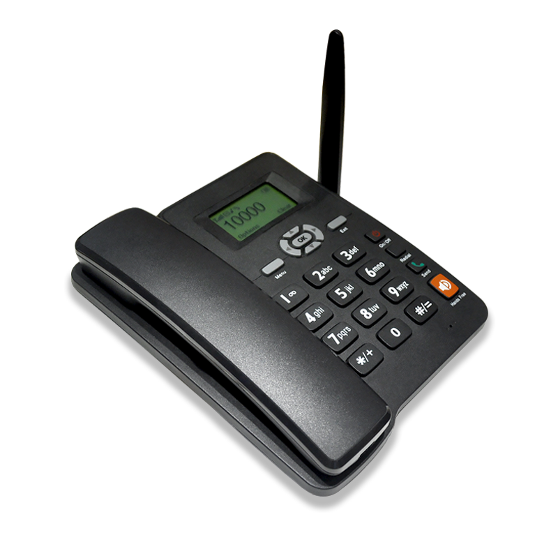 sim card telephone set with dual sim slot ets-6588