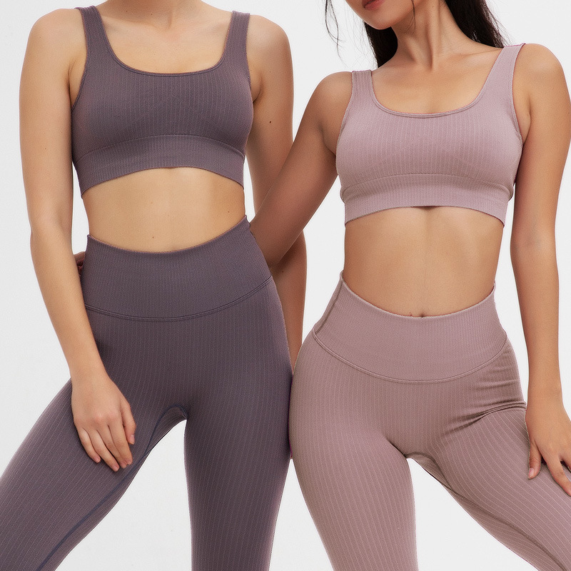 Europe hot selling nylon quick-drying yoga set professional sexy <strong>sport</strong> running seamless fitness wear