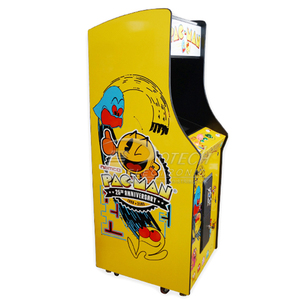 60 in 1 Pac man arcade upright game machine pandora box stand up arcade games cabinet