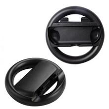 2 шт. контроллеры рулевого колеса ABS Материал игровой коммутатор контроллер Joy-con ручка для руля Nintendo(Китай)