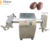 animal shape hollow chocolate depositing molding machines for easter