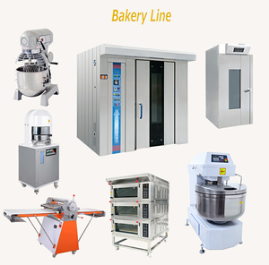 Stainless Steel Bread Baking Oven/Bakery Equipment Bread Machine/Bakery Oven