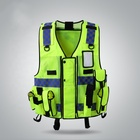 Qsttraffic Custom High Visibility Workwear High Visibility Safety Vest