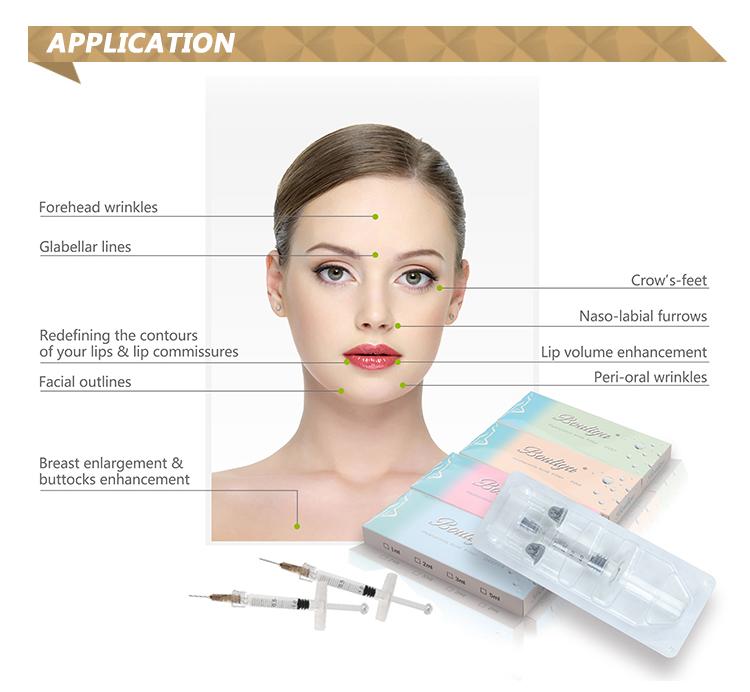 2020 10ml size up women beauty enlargement product big breast hyaluronic acid dermal filler