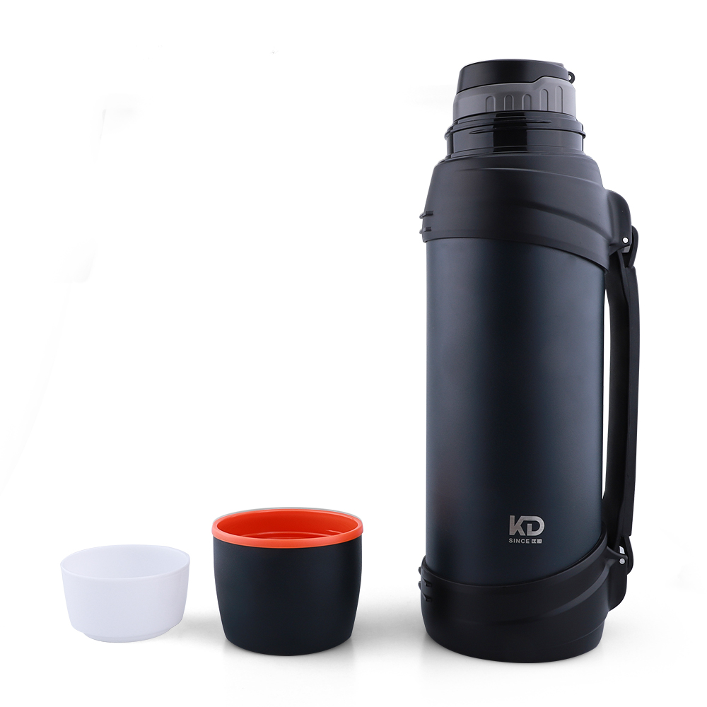 Outdoor Wholesale 2L 2.5L Custom Logo Bpa Free Double Wall Thermos Insulated Stainless Steel Vacuum Flask
