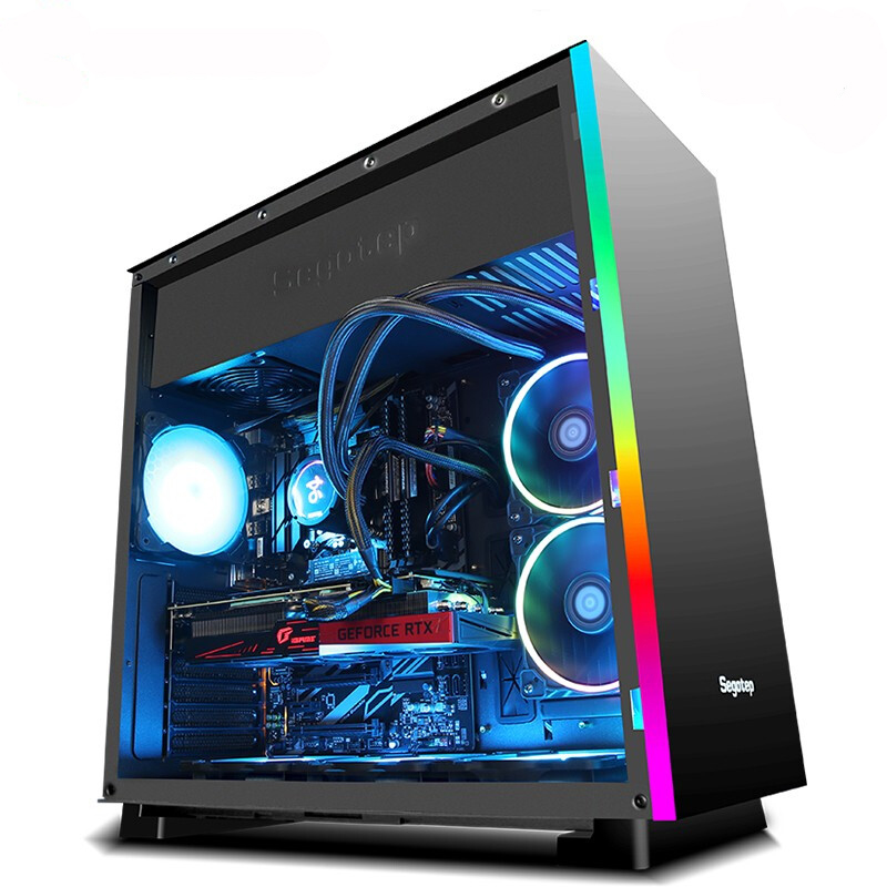 KOTIN GD12 i7-9700KF RTX2080Ti Grafica gaming PC desktop del computer 16G DDR4 3200 512G SSD per PC Gaming