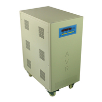 SBW Series 3 phase AVR Automatic Voltage Regulator 50KVA