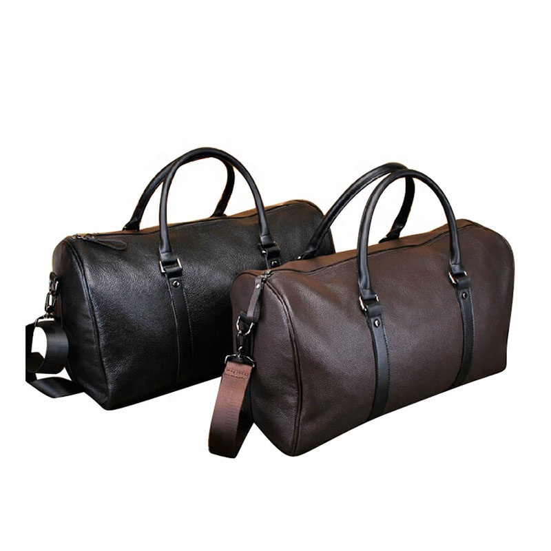 Özel avrupa sıcak satış erkek popüler seyahat çantası ana iş elit deri seyahat çantası