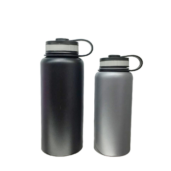 Custom Logo Vacuum Insulated Stainless Steel Metal Thermal Water Bottle Manufacturer