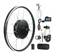 Directly order product 48v 1500w electric bike motor conversion kit 26 inch