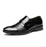 New Arrival Offical Casual Men Leather Men's Dress Shoes