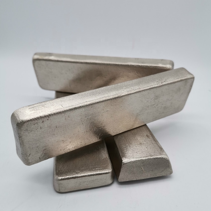 High purity 4N Bismuth Ingot for magnetic material