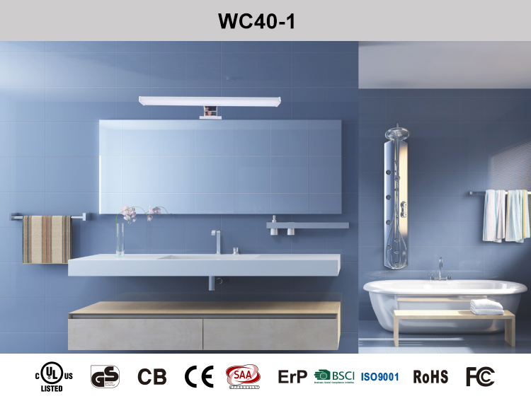 Pleasant Europe Gs Modern 8W Mirror Lamp Led Vanity Light Fixtures For Bathroom Mirror Buy Vanity Light Led Vanity Light Vanity Light Fixtures Product On Download Free Architecture Designs Viewormadebymaigaardcom