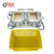 TaiZhou Factory Plastic Injection Crate Mould With Best Price And Excellent Quality