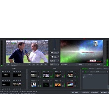 DIGICAST IPTV DVB Live Productie Streaming <span class=keywords><strong>Software</strong></span> Multi kanalen Video Schakelaar Editing Video Matrix Switcher