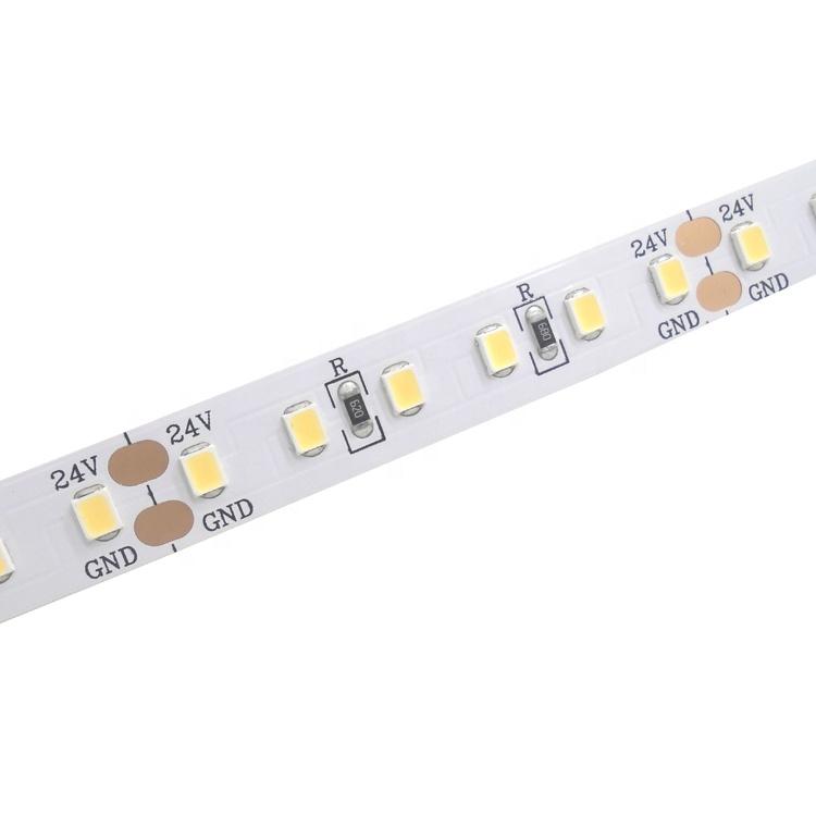 SMD2835 2700K 3000K 4000K 6000K  12V 24V 2835 LED Strip Light