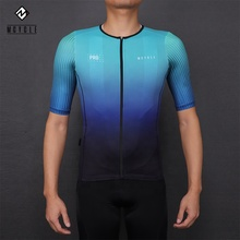Hohe-wicking Quick Dry Sublimation Sprinten Radfahren jersey bike shirt