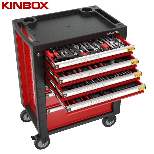 Ningbo Kinbox 138 PCS BMC 1/3 Tray Mechanic <strong>Tools</strong> Automotive For <strong>Tool</strong> Storage