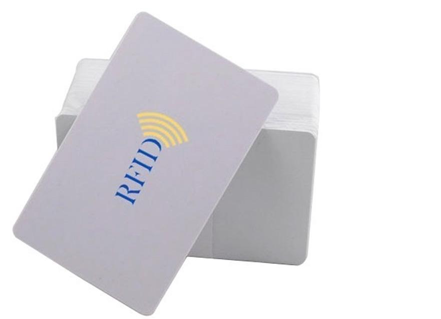125Khz Rewritable RFID ID Card duplicator Clone Blank Card In Access Control Card EM4305