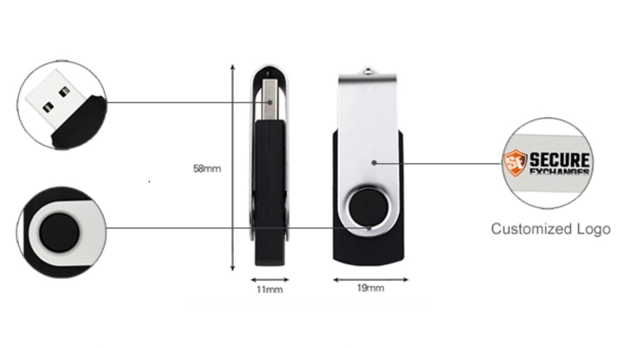 Tùy Chỉnh Số Lượng Lớn Ổ Đĩa Bút Nhỏ 4Gb 8Gb 16Gb Usb Stick 32Gb 64Gb 2.0 Kim Loại Xoay usb Flash Drive Với Logo
