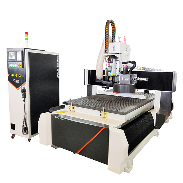 ATC CNC Router 1325 1530 2030 2040 ATC CNC Router Machine with 8 PCS auto tool changes