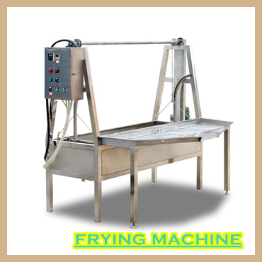 China manufacturer stainless steel chips donut frying machine