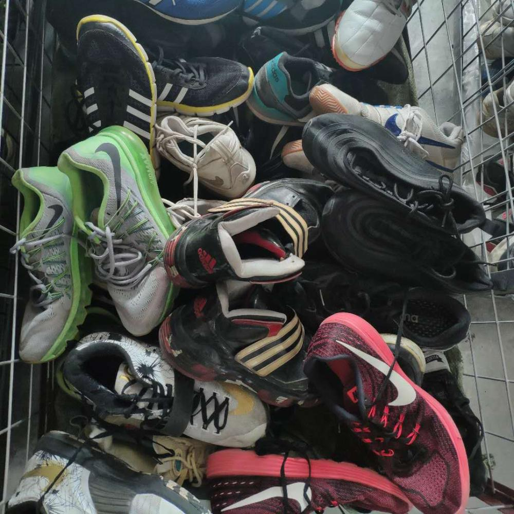Selling Used Men Sport Shoes Import Usa
